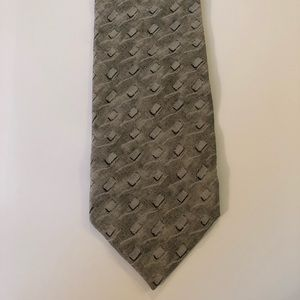 Vintage Armani Collezioni Men's Dress Tie Silk